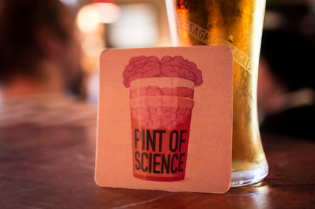 Pint of Science Bar