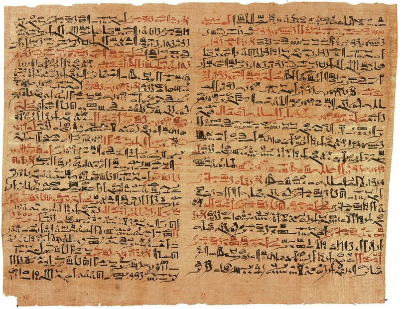 Smith Papyrus neuroscience in egypt